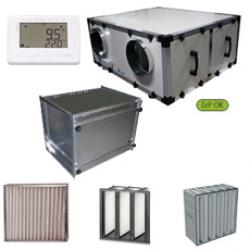 Curat Recovrery Smart System | Casals Ventilación