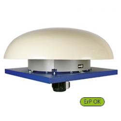 HTE: Axial with fiberglass cowl | Casals Ventilation